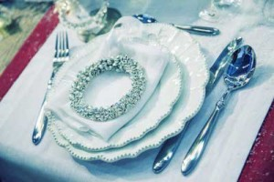 Hospitaltiy - Image of table setting