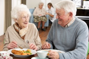 Care home catering