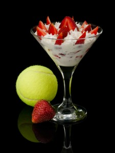 Tennis, Wimbledon and catering
