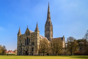 Salisbury home of a Magna Carta