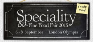 Speciality and Fine Food Fair 2015