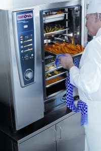 Ensuring service through Rational oven cleaning products