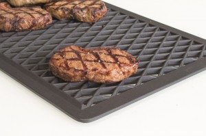 RATIONAL cross and stripe grill grate