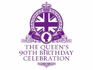 Queen's Official Birthday celebrations of her 90th