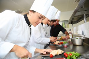 Chef School catering skills