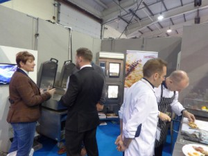 Source Trade Show Rational and Frima stand