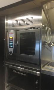 Rational cook station