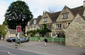 The Old Fleece Cotswold Food Club