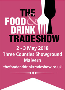 Food & Drink Trade Show 2018 logo