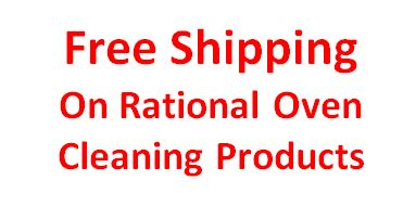 Free shipping on Rational cleaning products