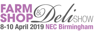 Farm Shop and Deli Show 2019 logo