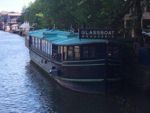 Glassboat Bristol